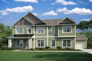 Brooksby II Elevation A