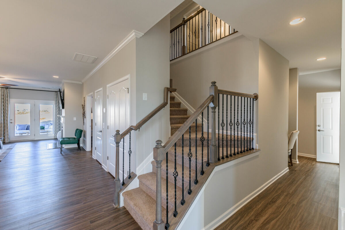 For Representational Purpose - Marvin II Stairway