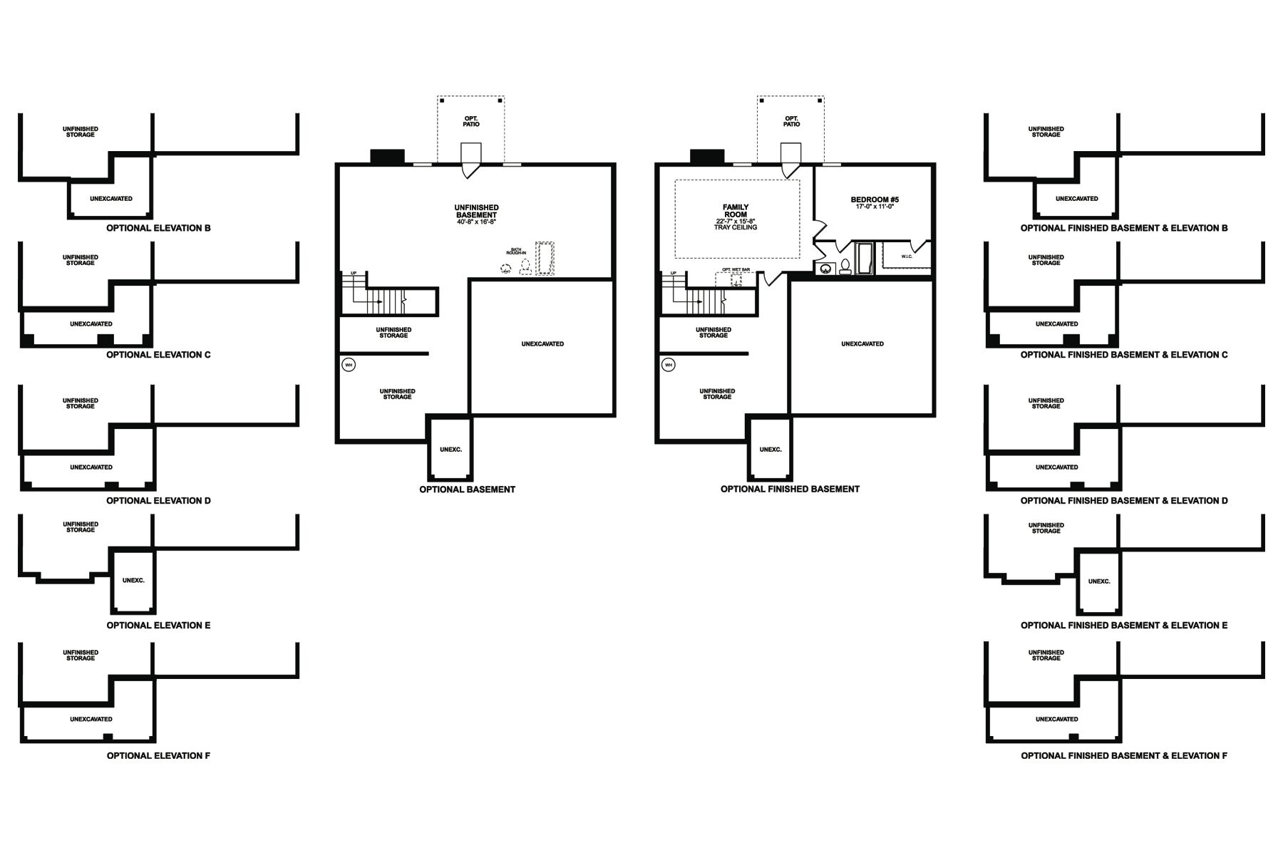 Ridgewood Floorplan