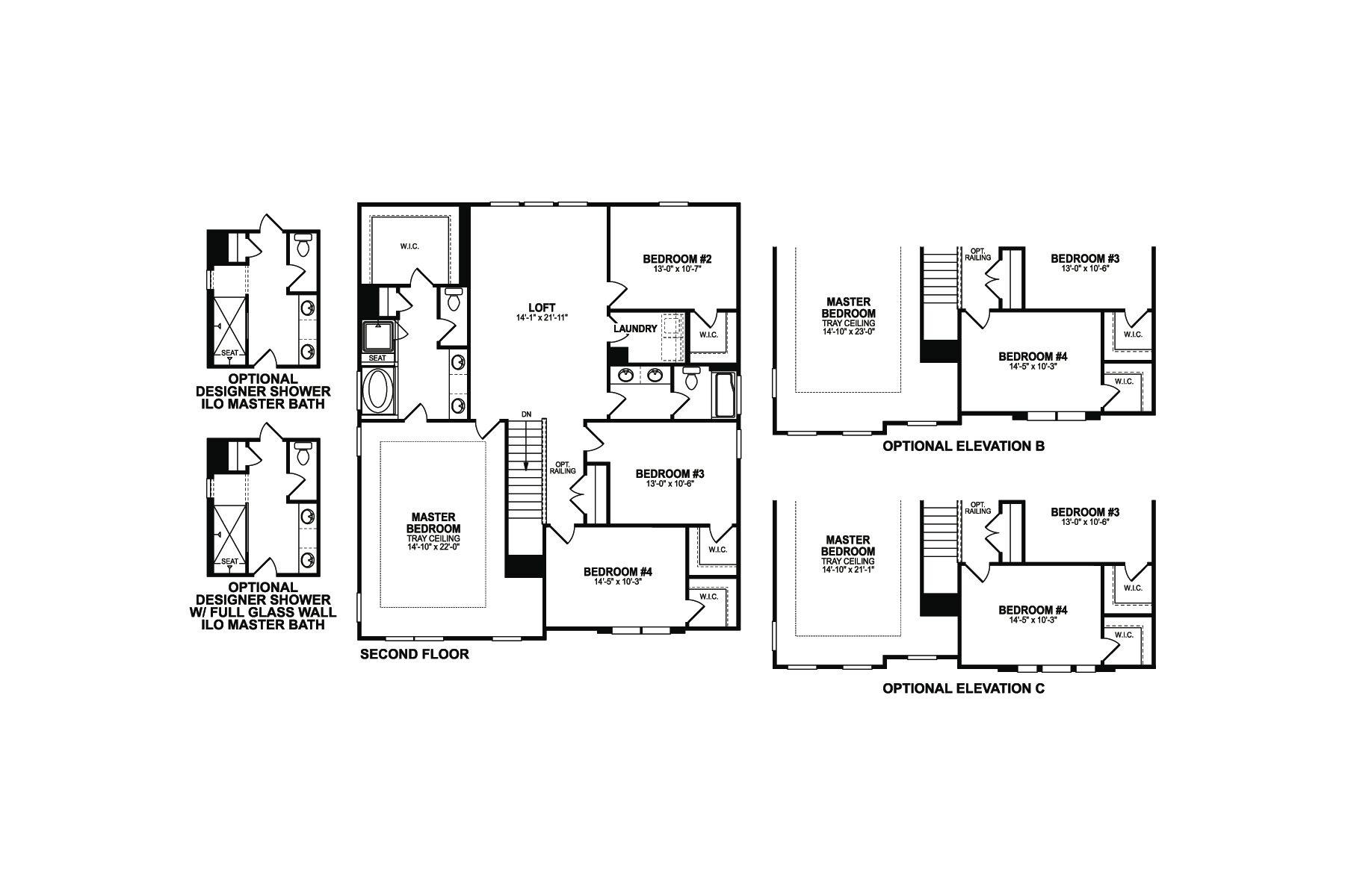 Fenmore Floorplan