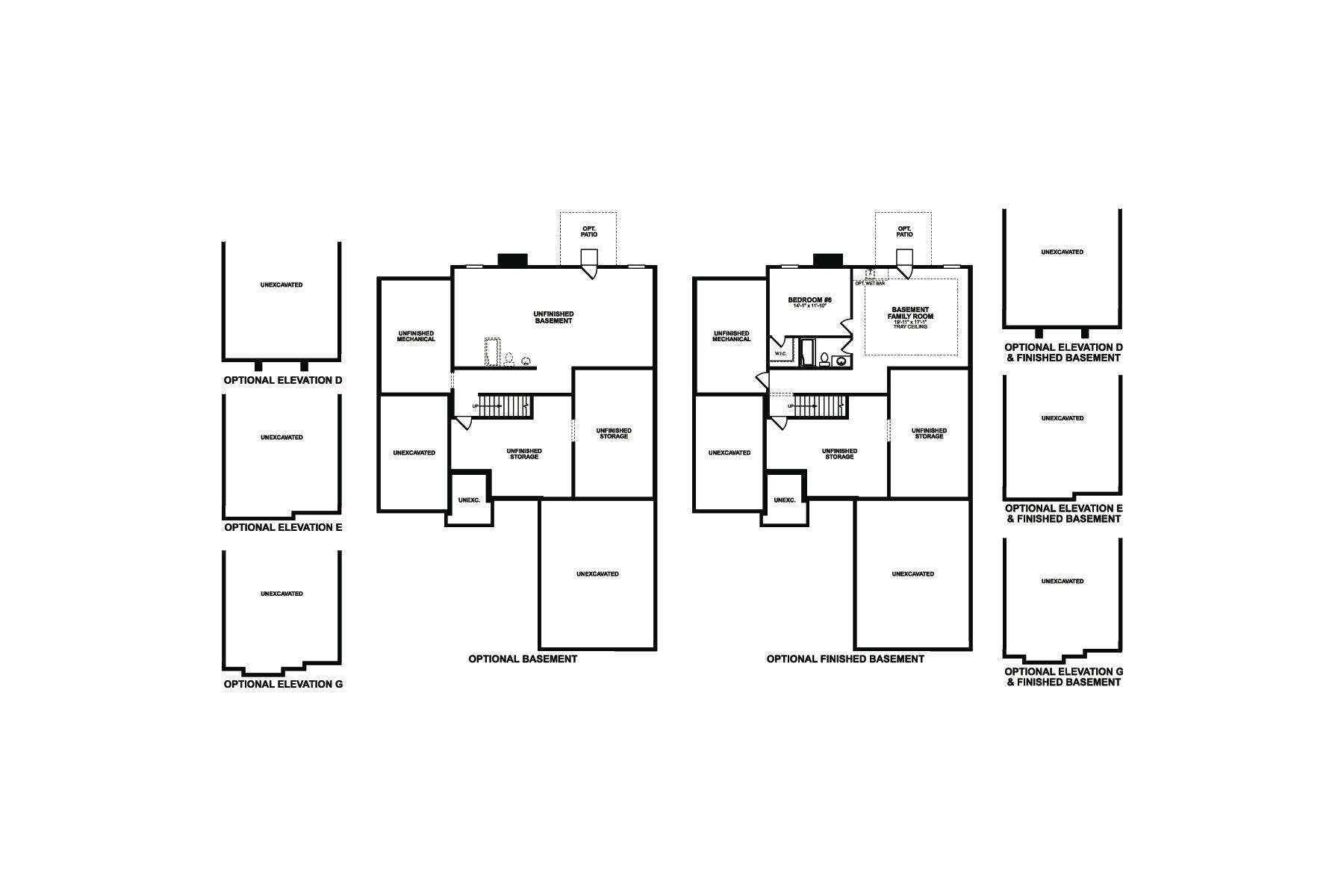 Blythe Floorplan