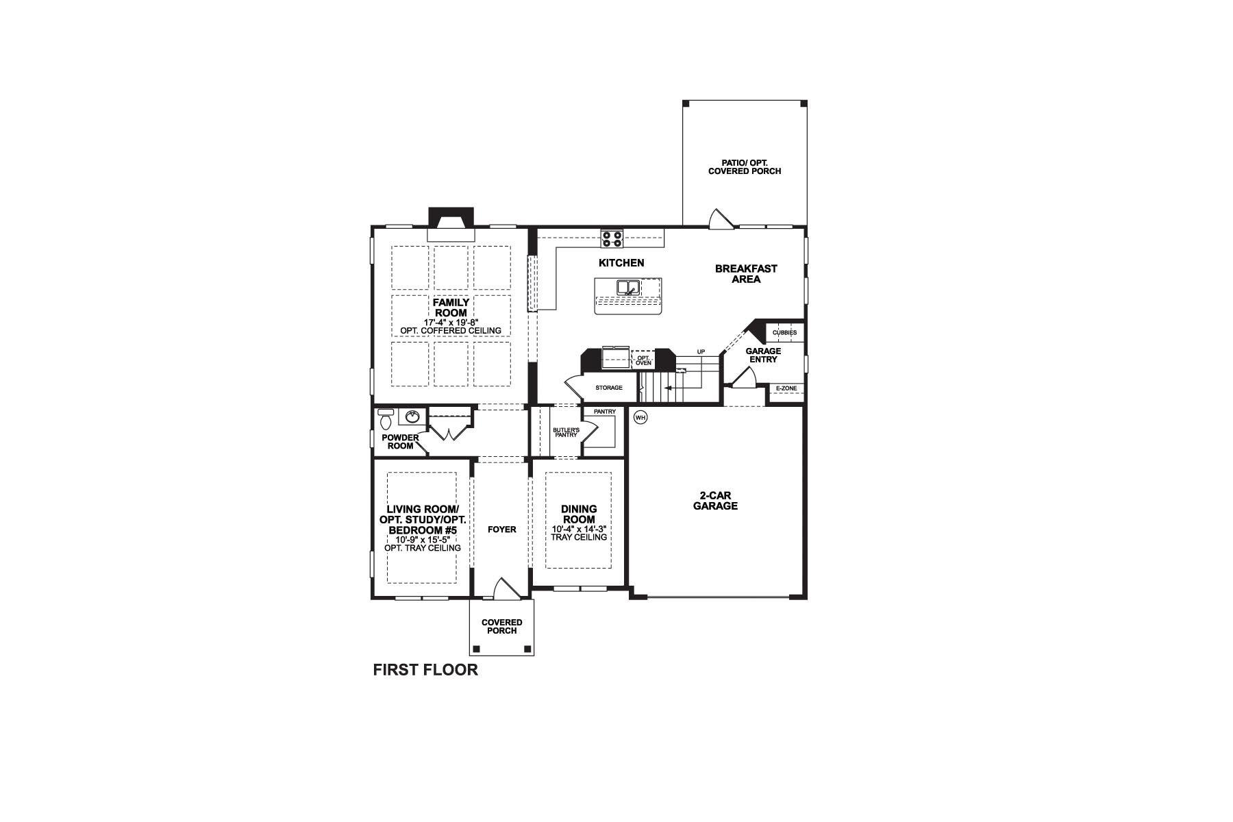 Ashton First Floor