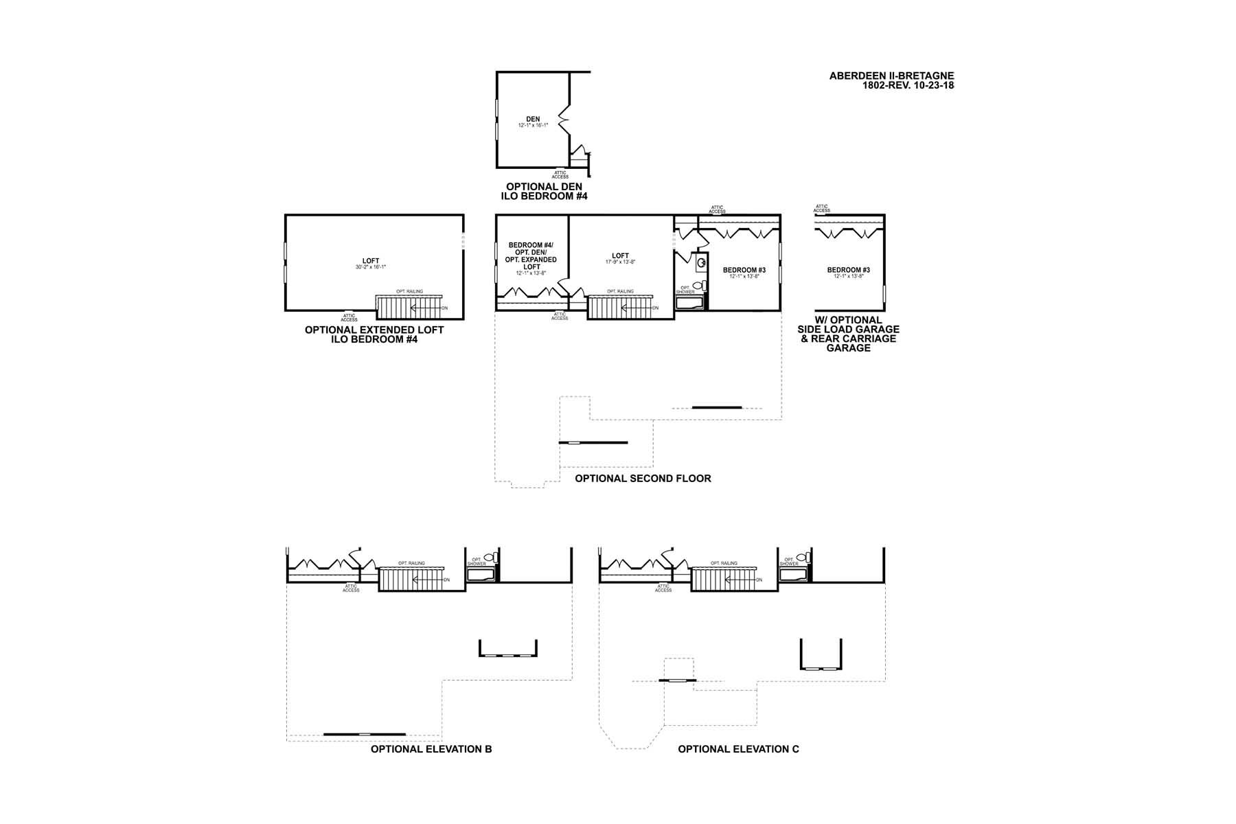 Aberdeen II Second Floor