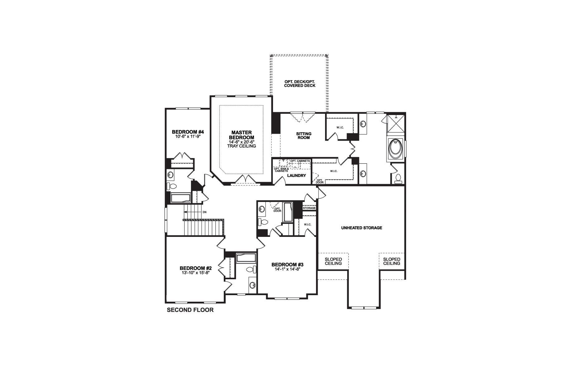 Biltmore Second Floor