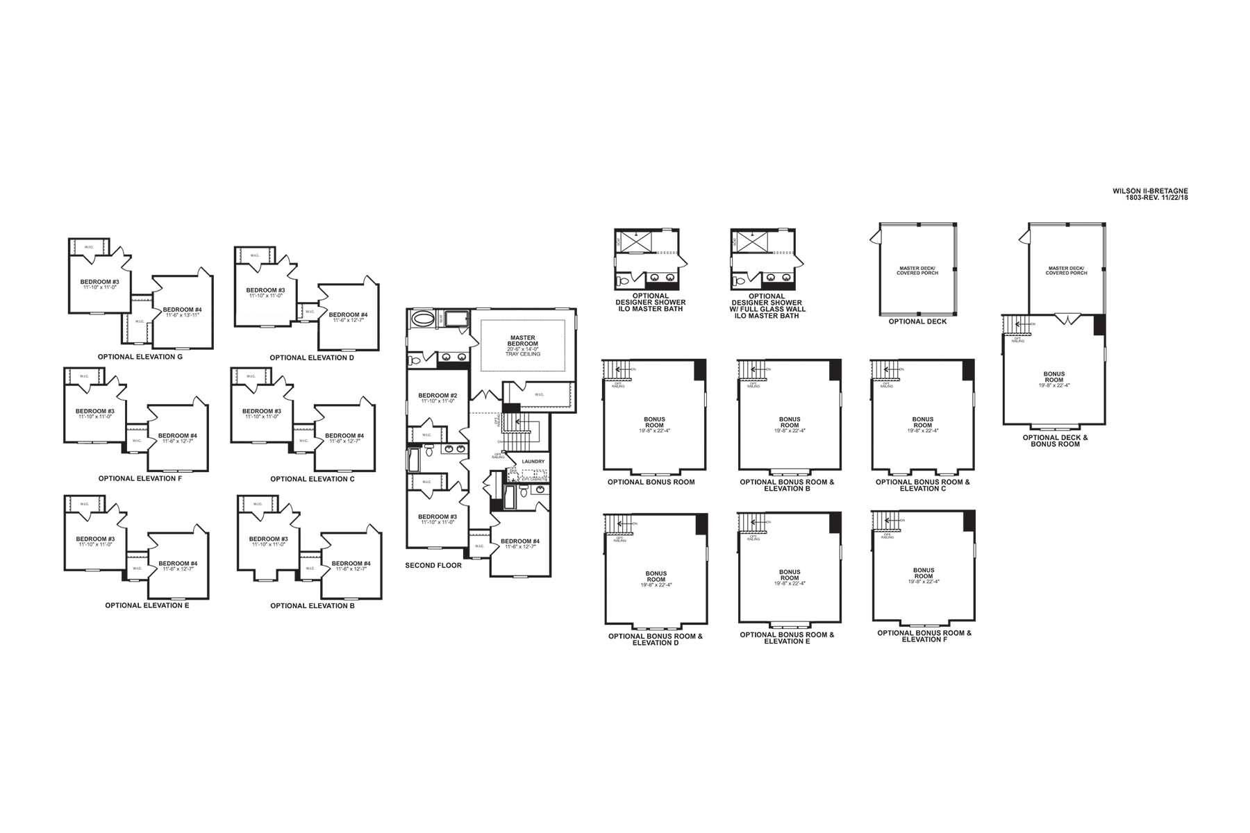 Wilson II Second Floor