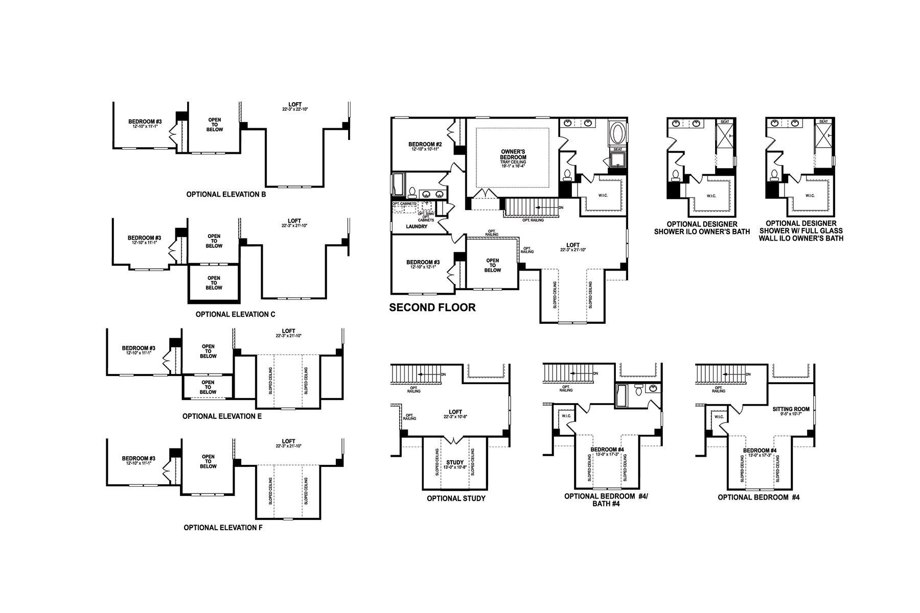 Preston II Second Floor