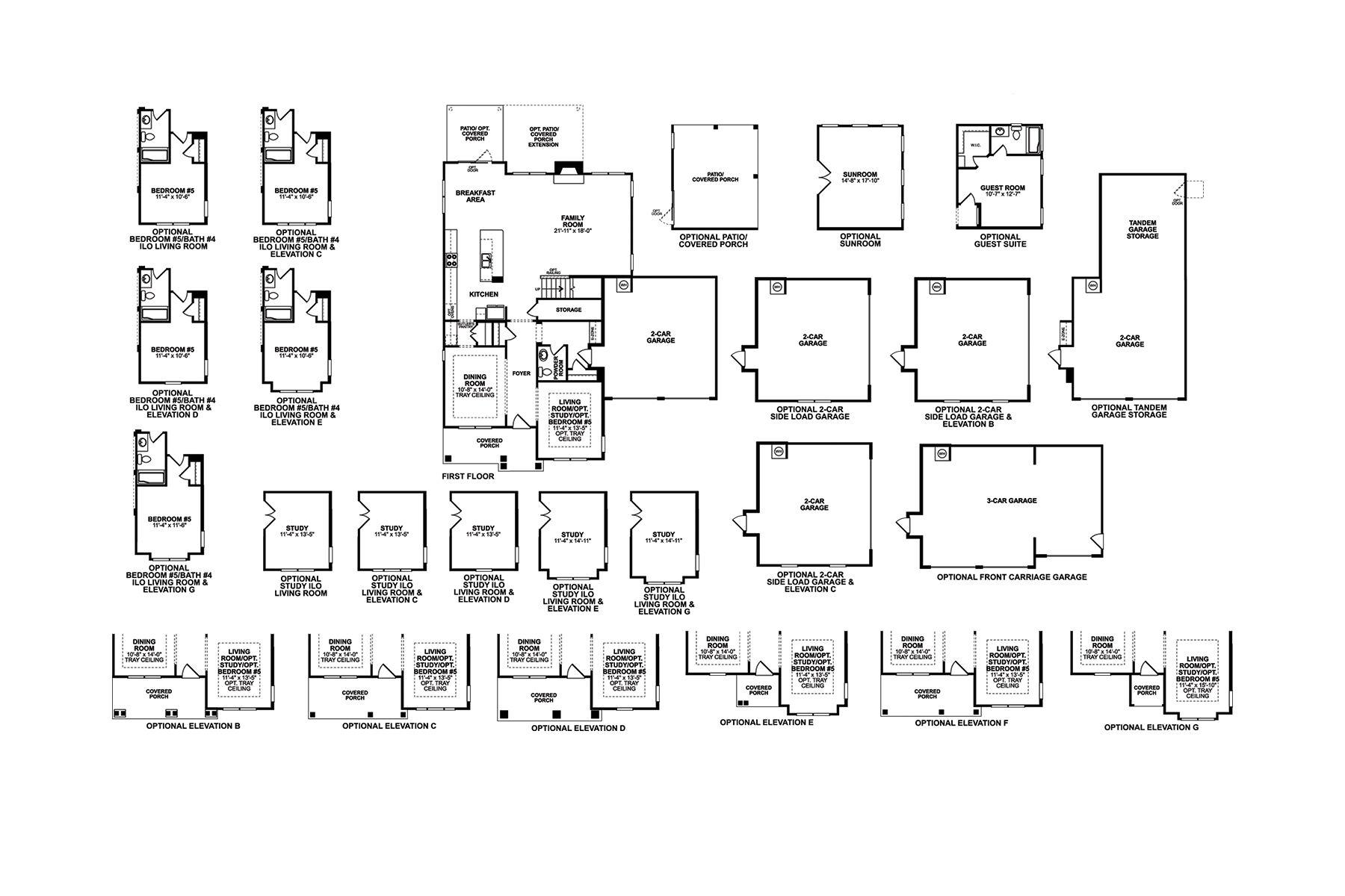 WIlson II First Floor