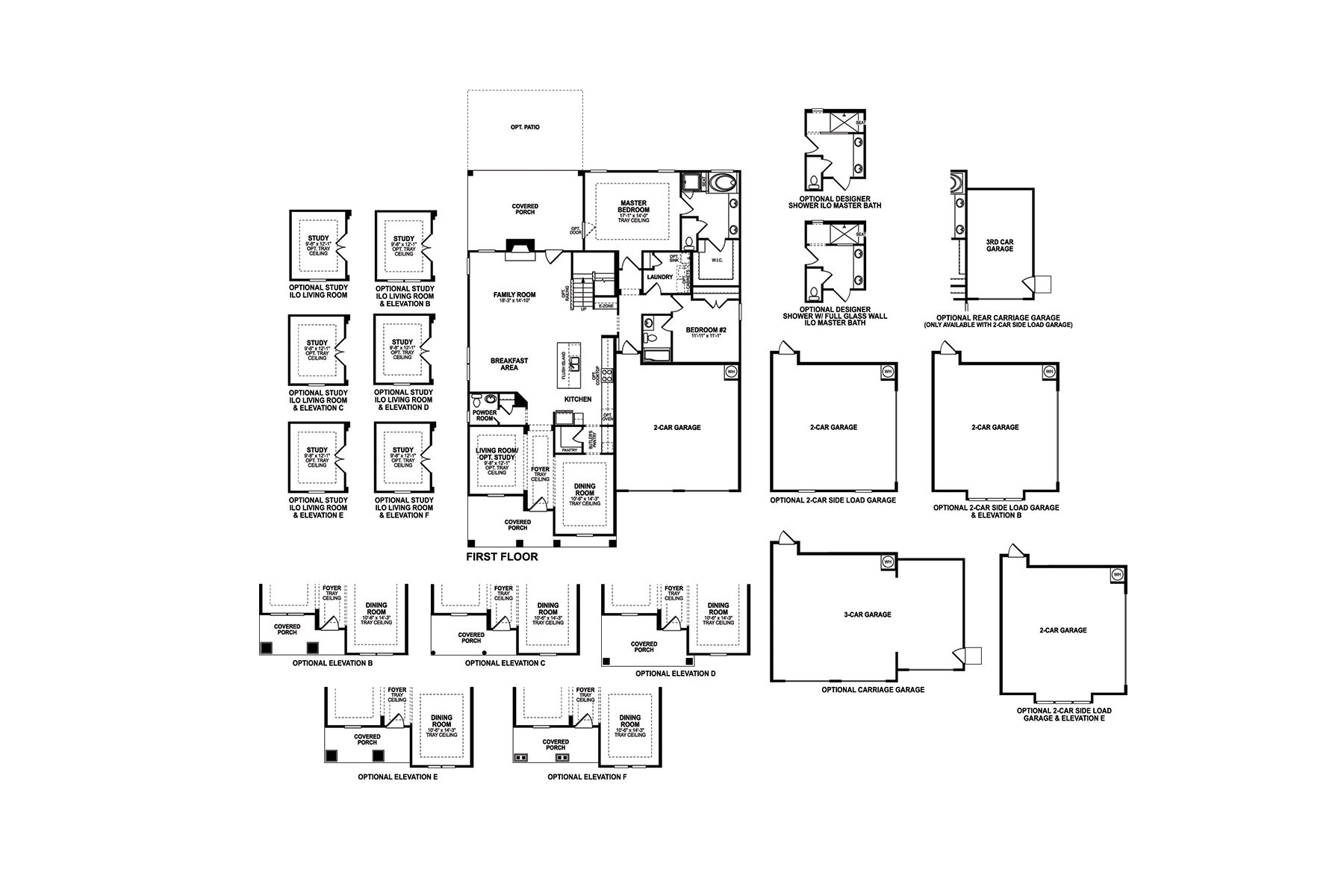 Hathaway First Floor