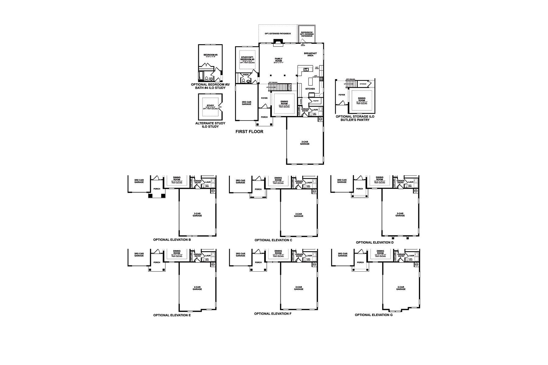 Blythe First Floor