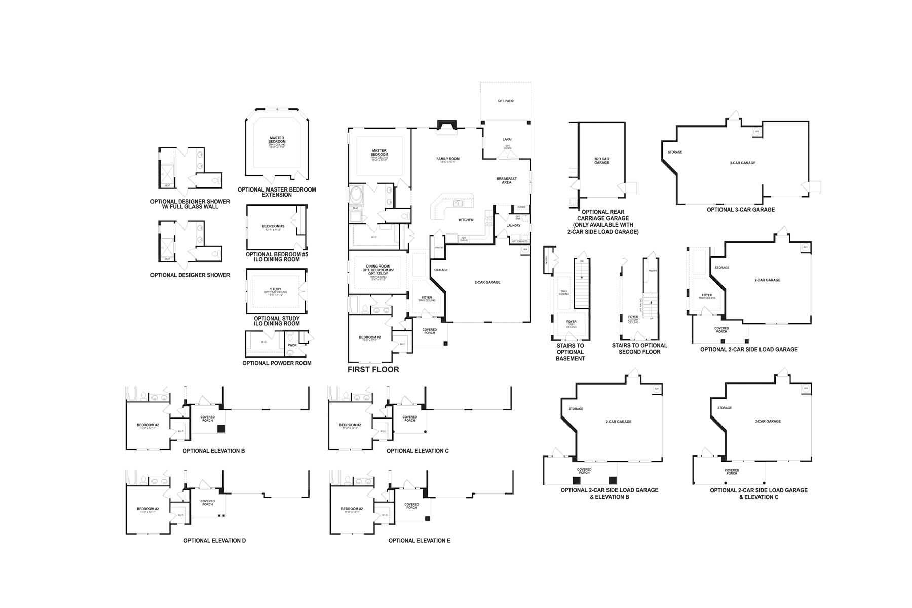 Cambridge II First Floor