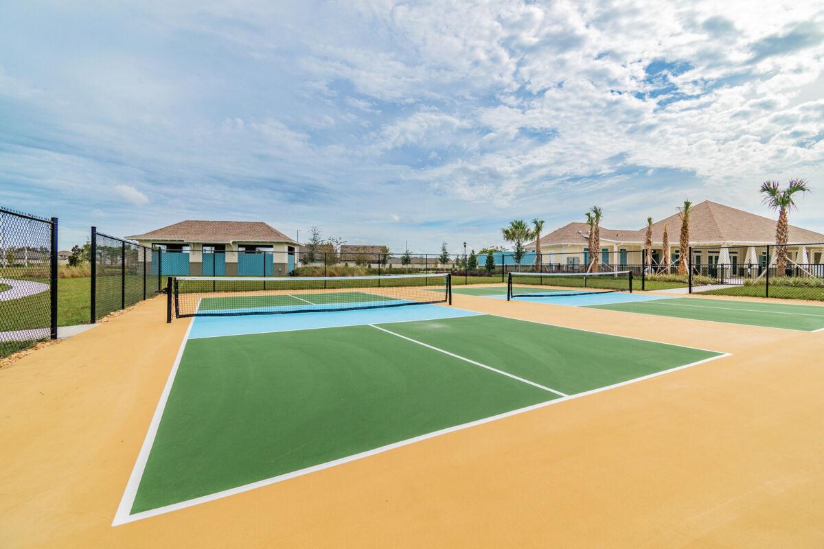 Ventana Paddle Tennis Courts