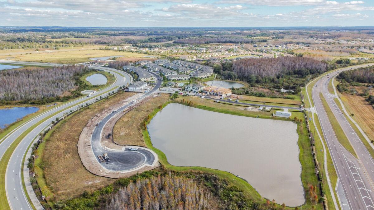 Windermere Estates Aerial
