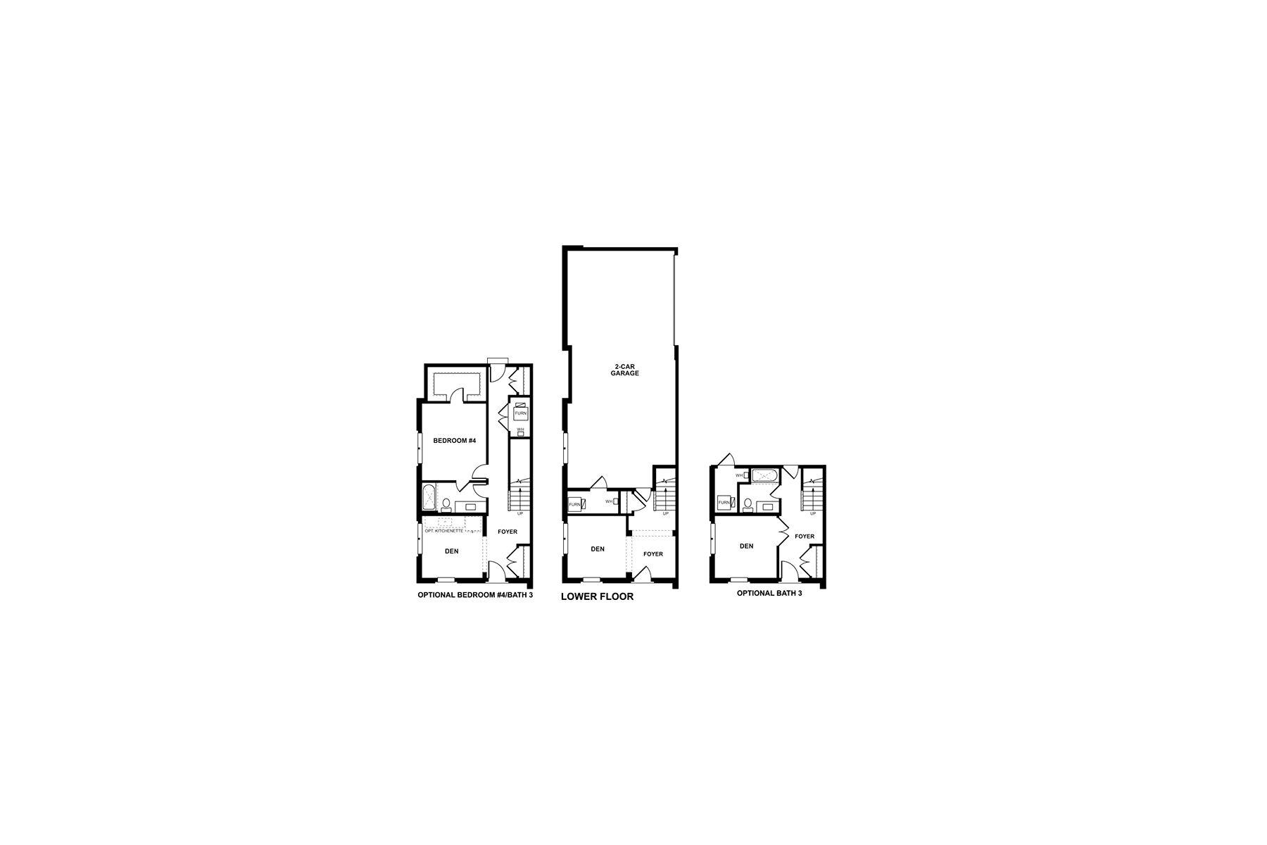 Residence C Lower Level