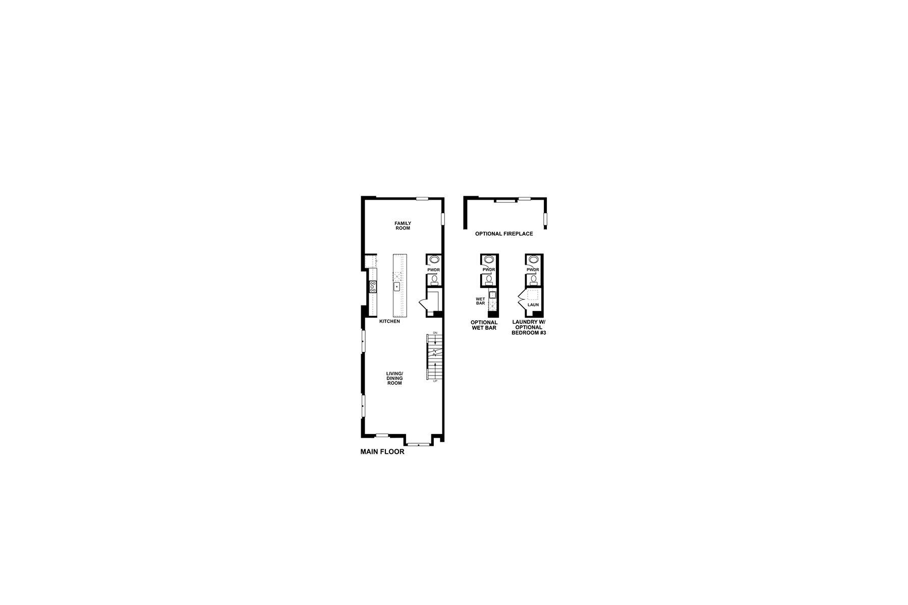 Residence C Main Floor