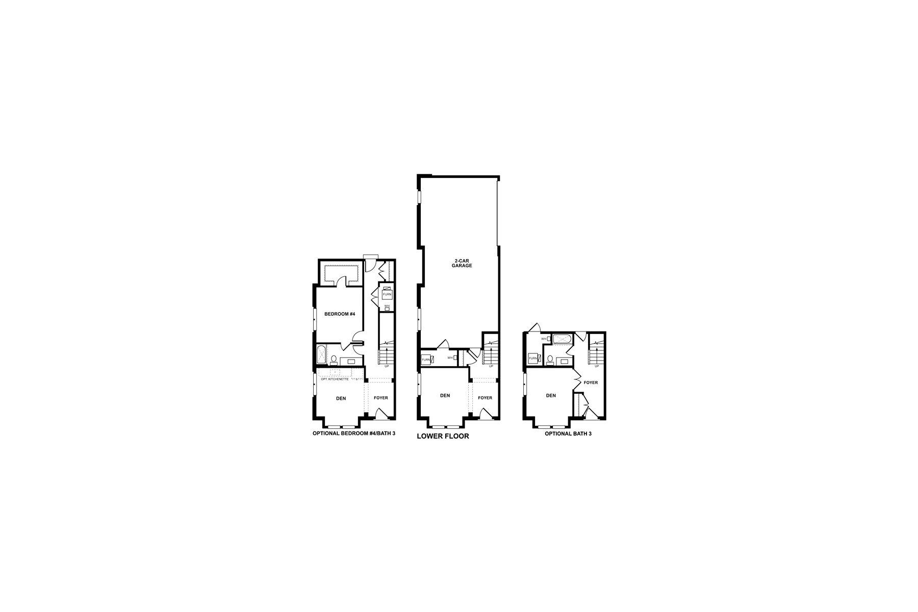 Residence D Lower Level