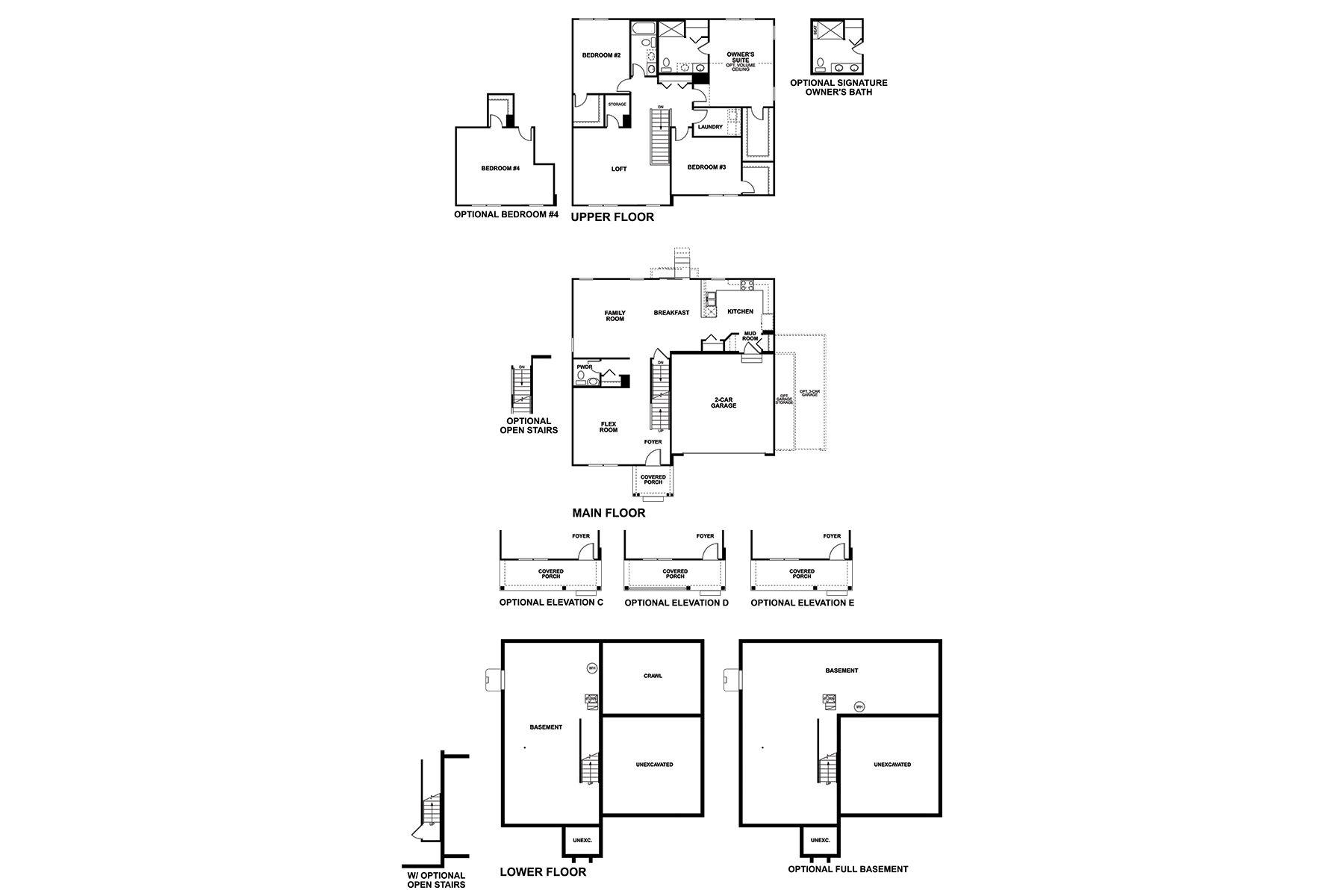 Reilly Floorplan