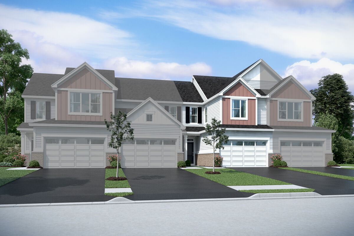 Front Exterior Elevation 3
