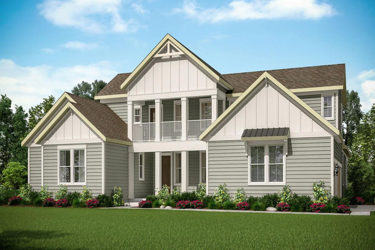 Wright - Farmhouse