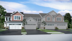 Front Exterior Elevation 1