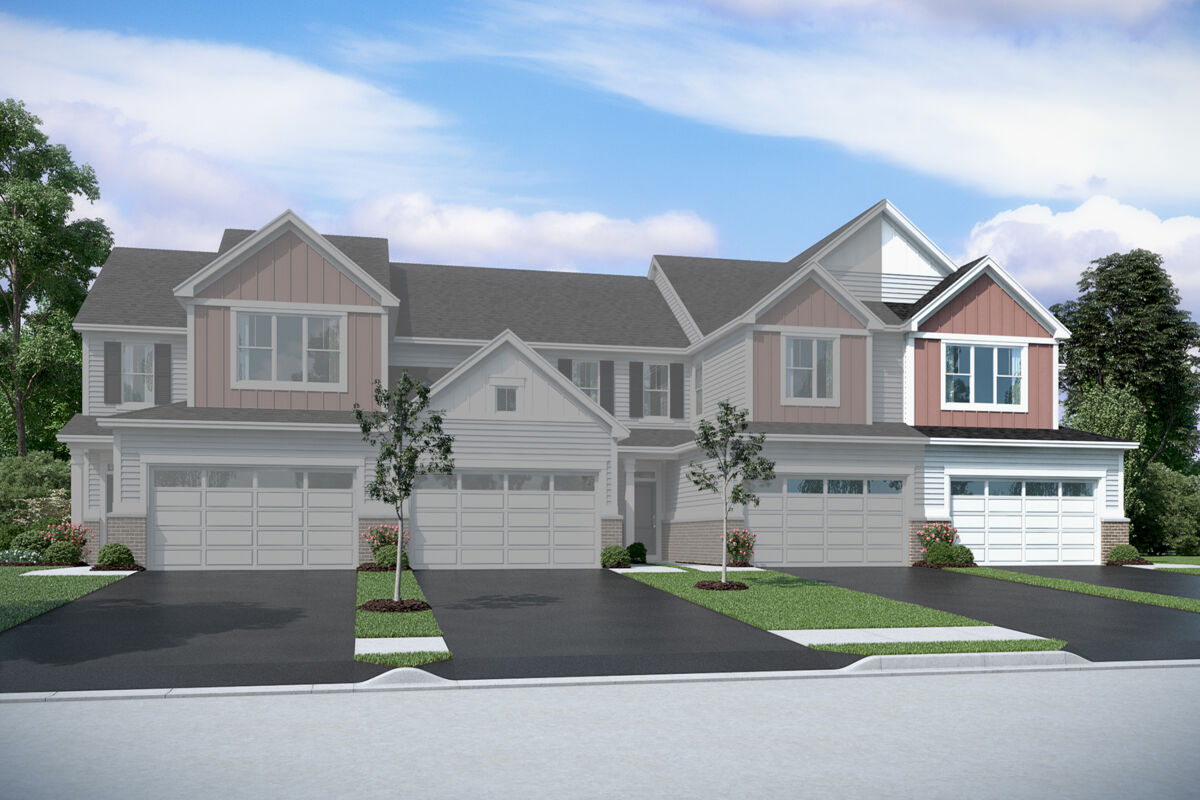 Front Exterior Elevation 4