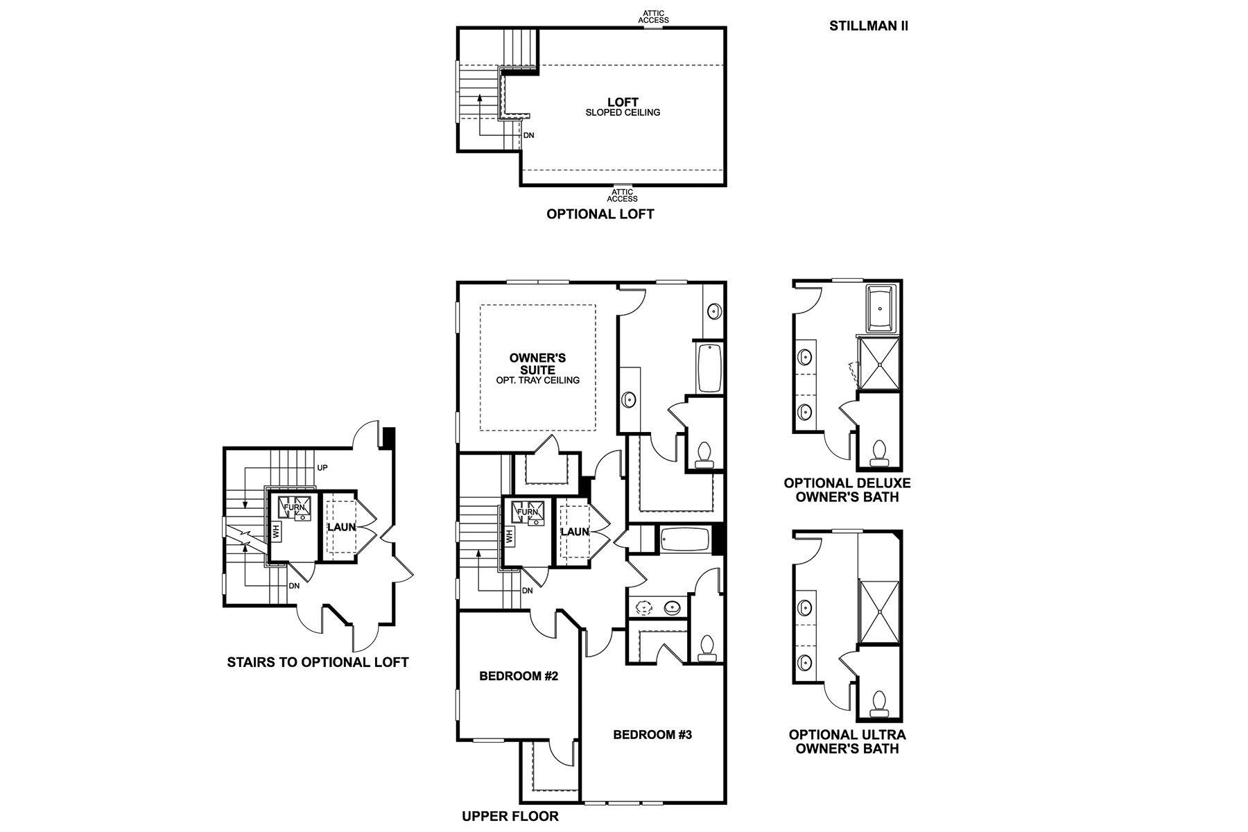 Stillman II Second Floor
