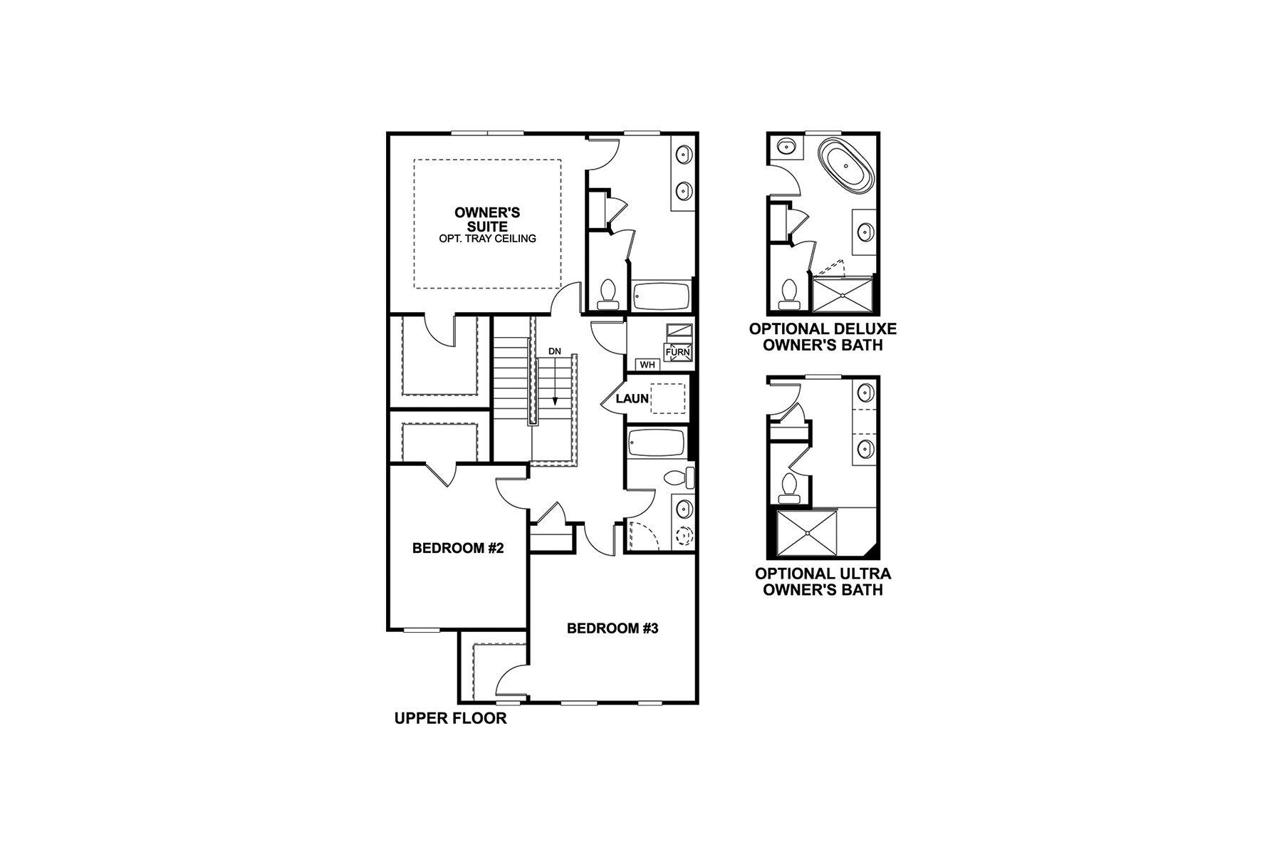 Henderson II Second Floor