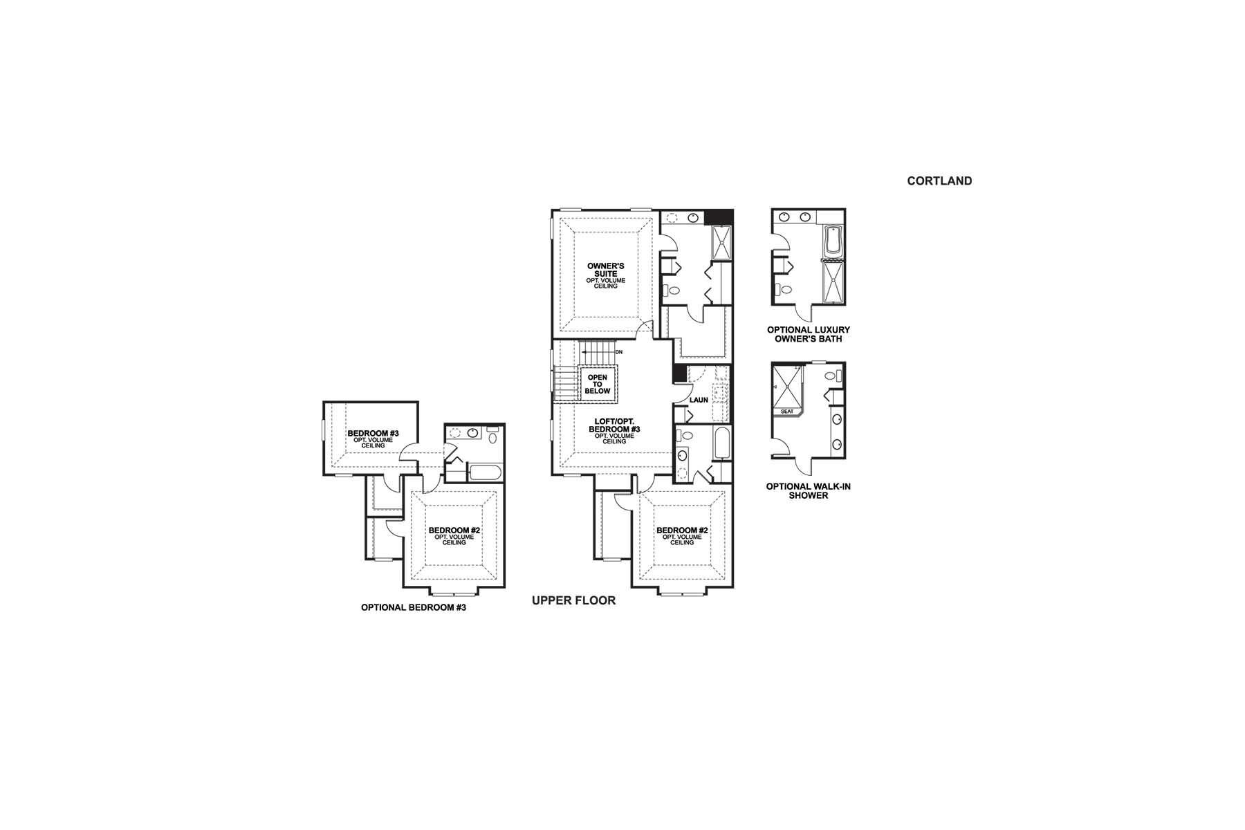 Cortland Upper Floor
