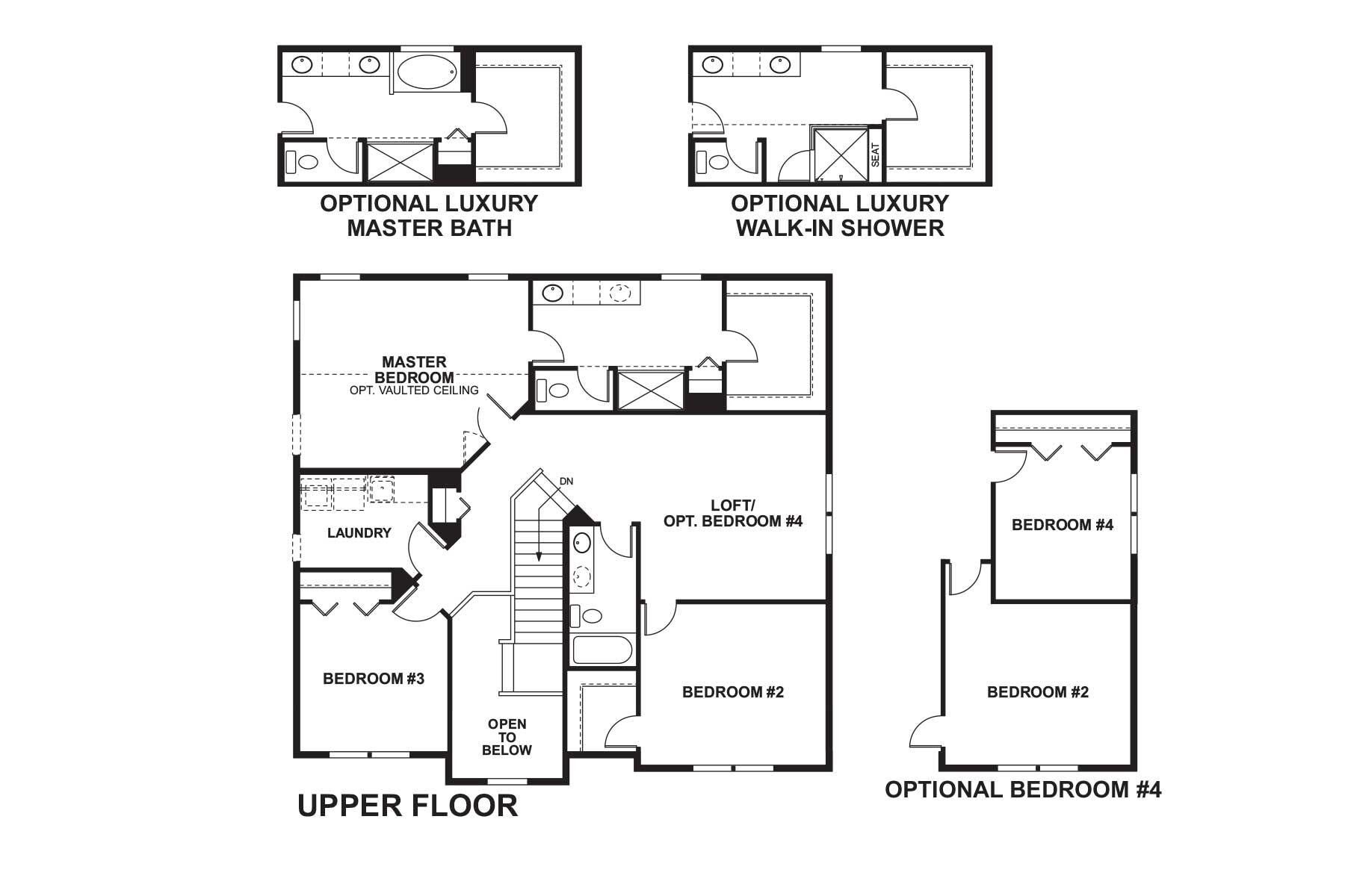 Dunbar Second Floor