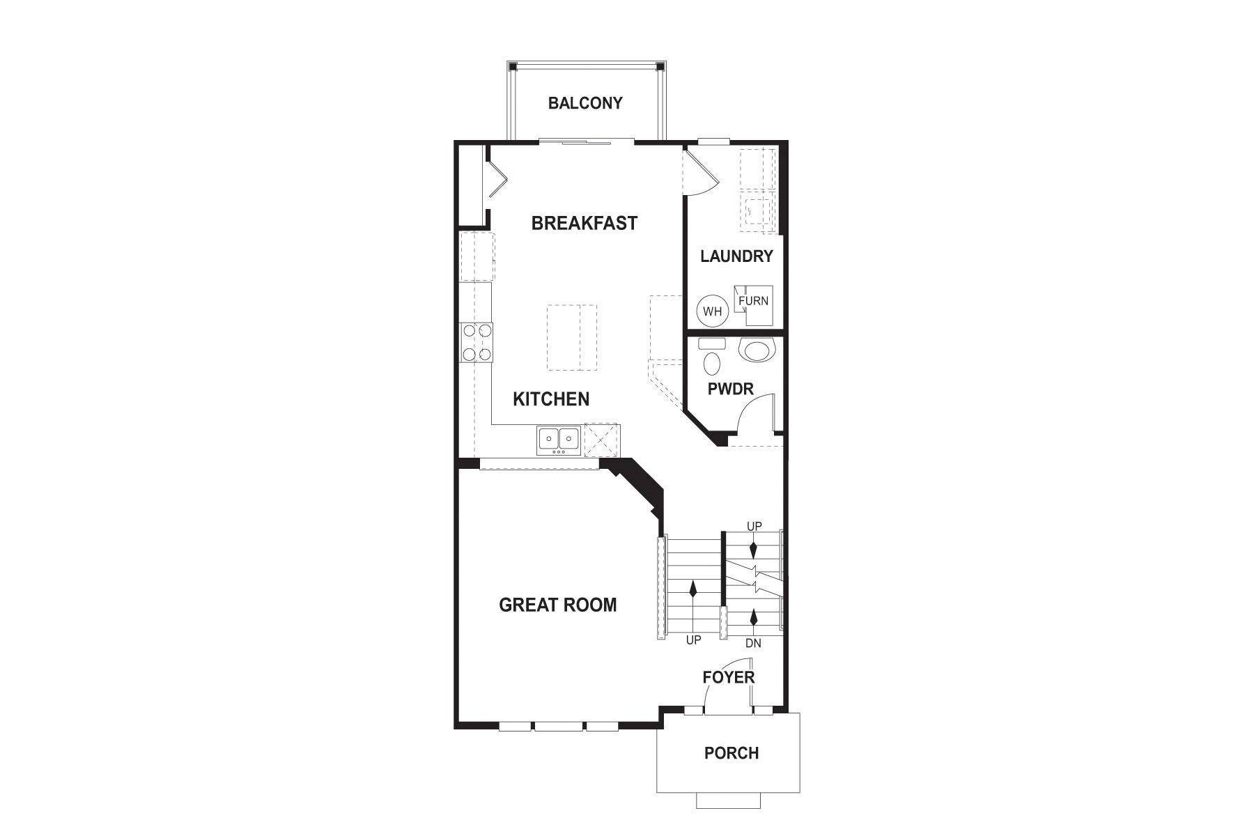 Addison First Floor