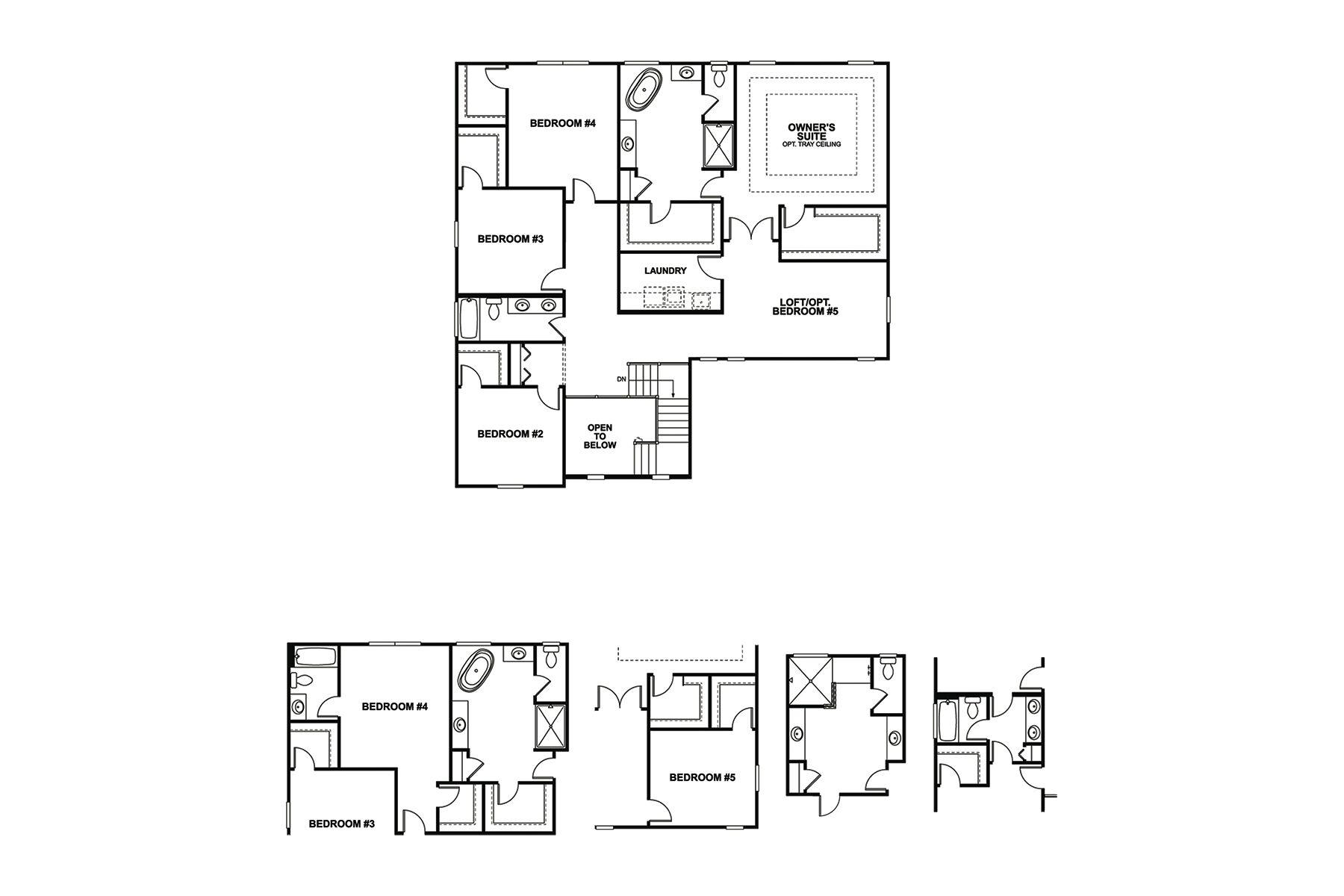 Stockton Floorplan