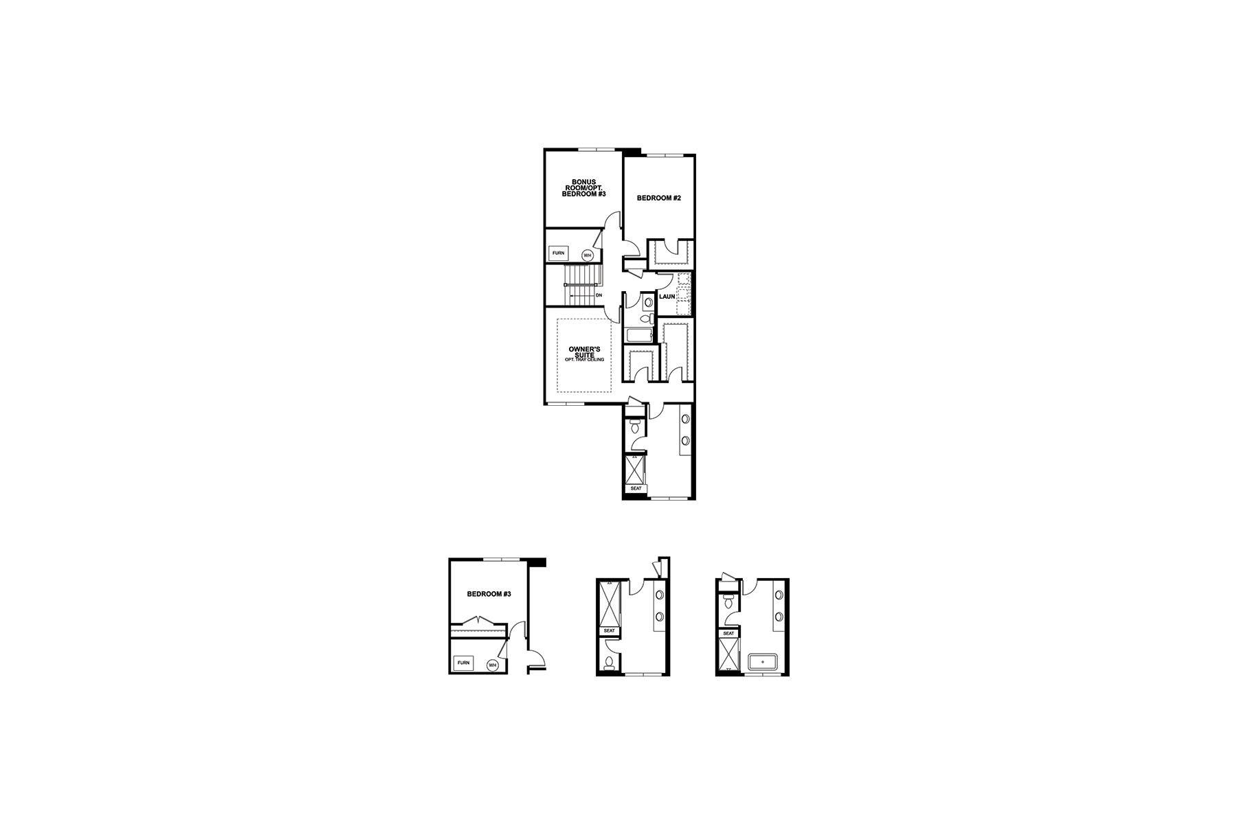 Mansfield Second Floor