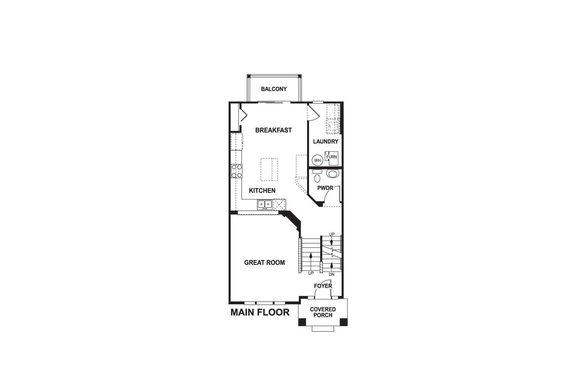 Addison Main Floor