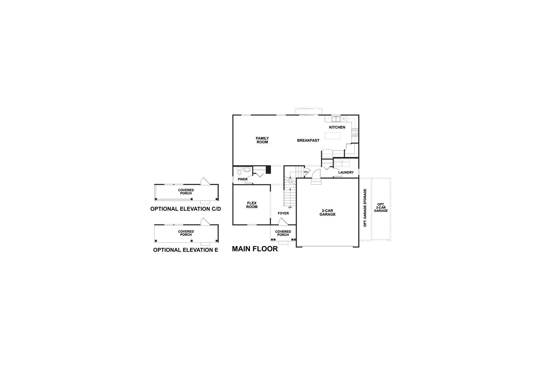 Paxton First Floor
