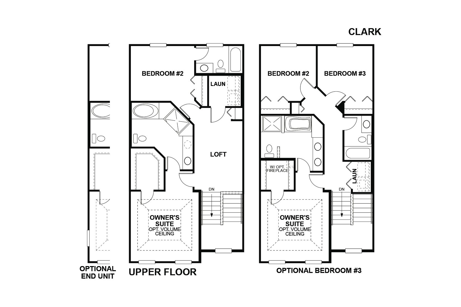 Clark Floorplan