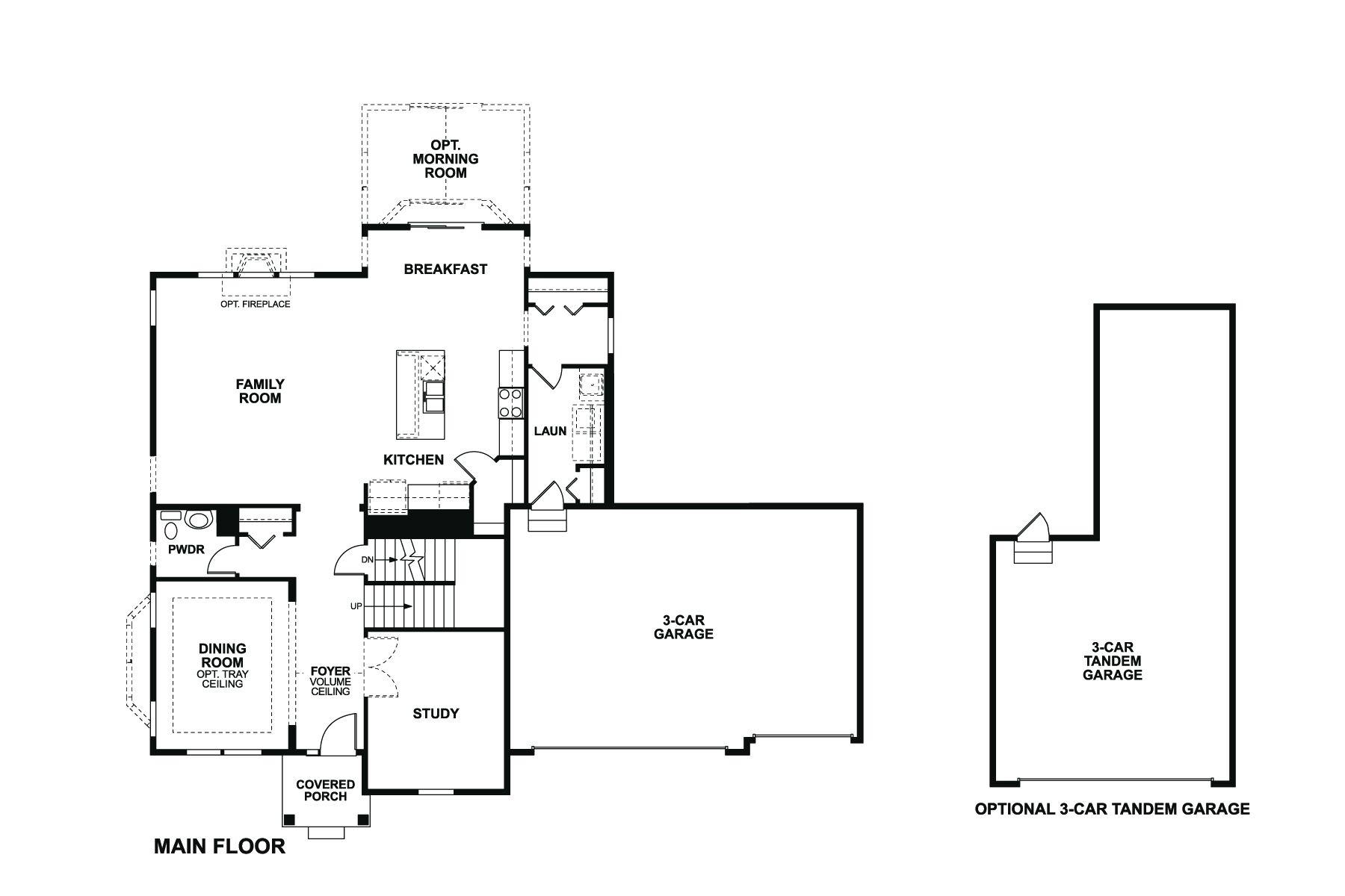 Everette Floorplan