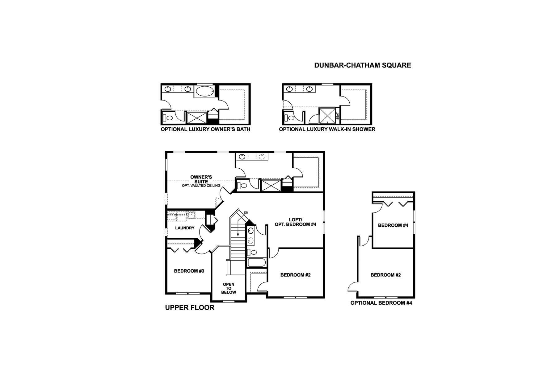 Dunbar Upper Floor