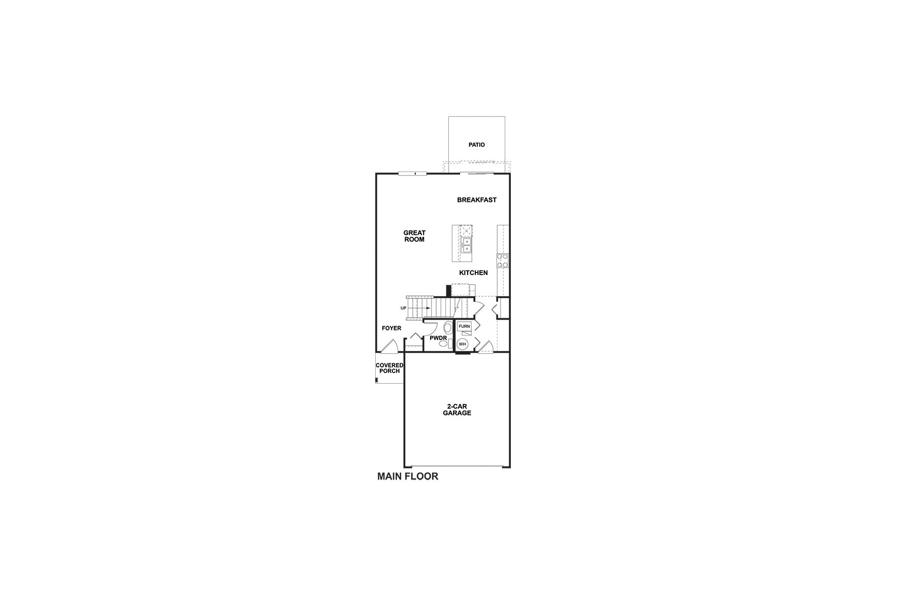 Ainslie First Floor