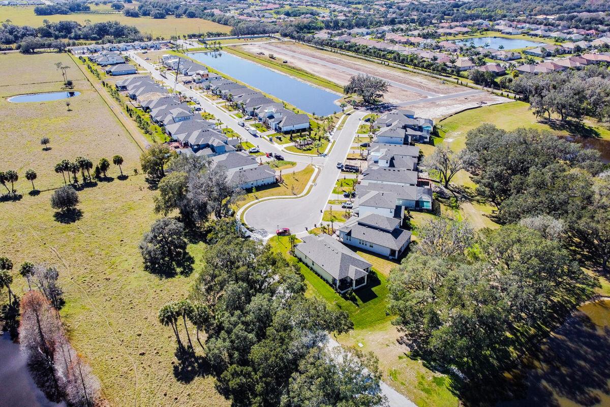 Riverside Preserve Aerial