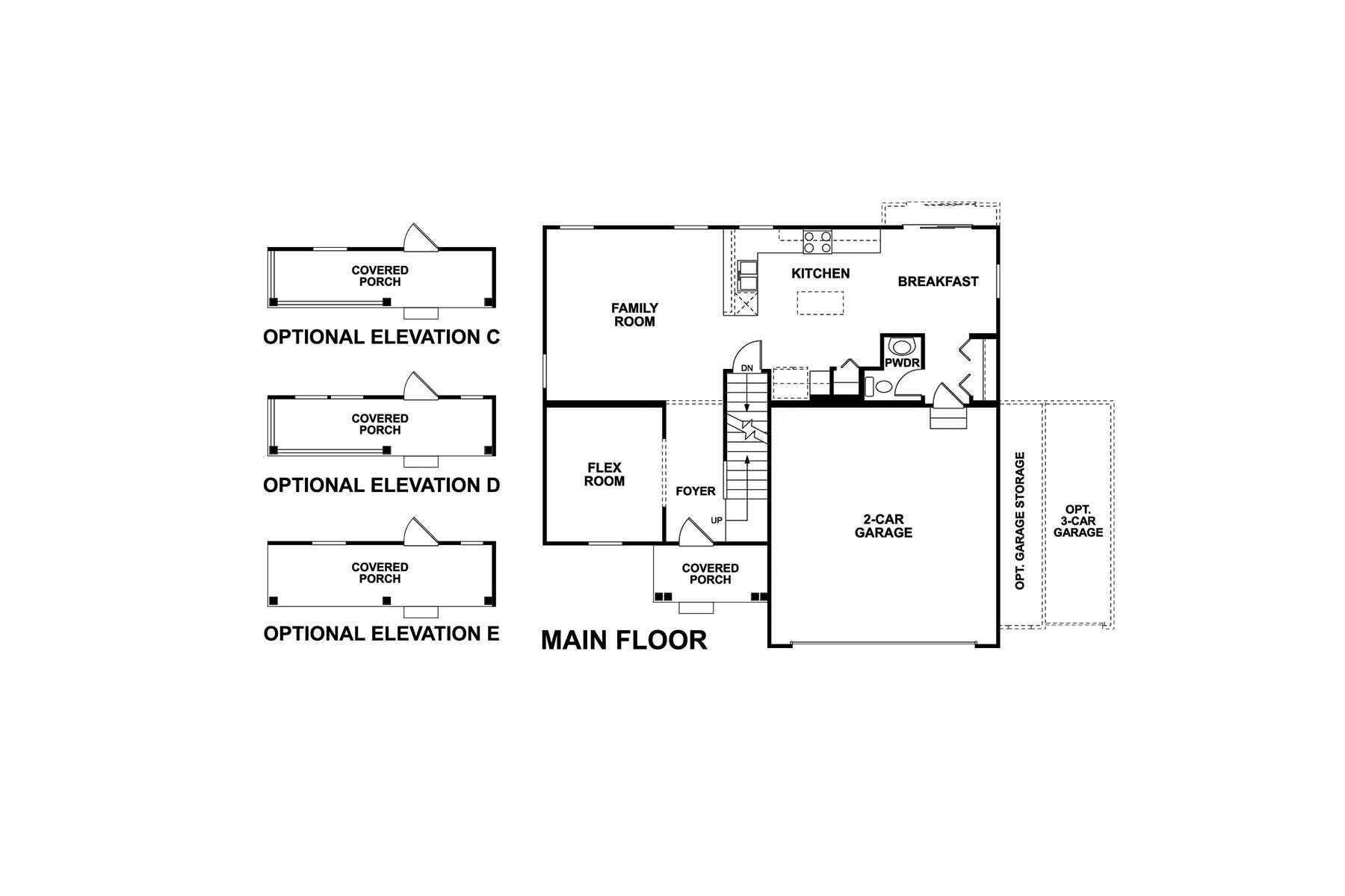 Newbury Main Floor