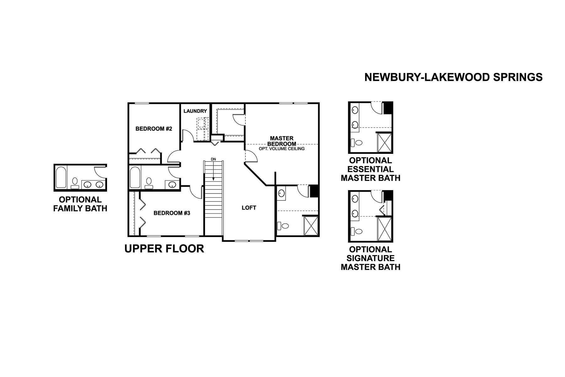 Newbury Upper Floor