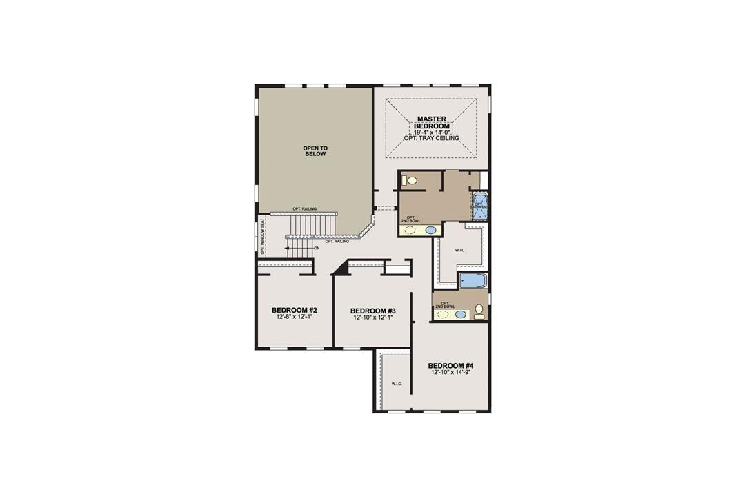 Barret Second Floor