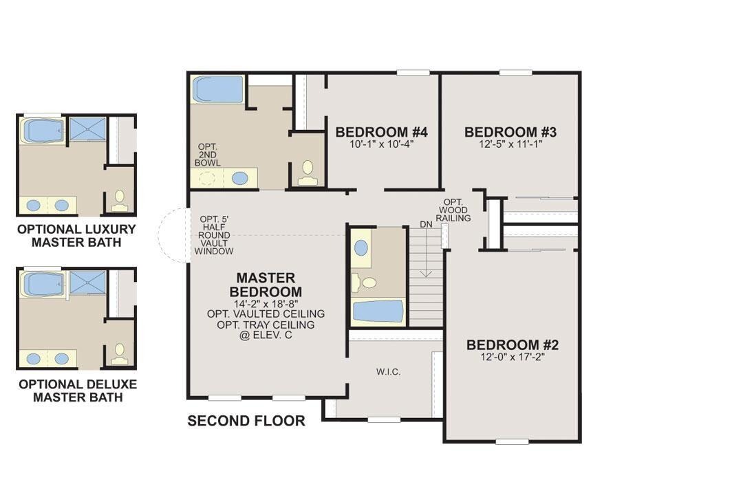 Windsor II Second Floor