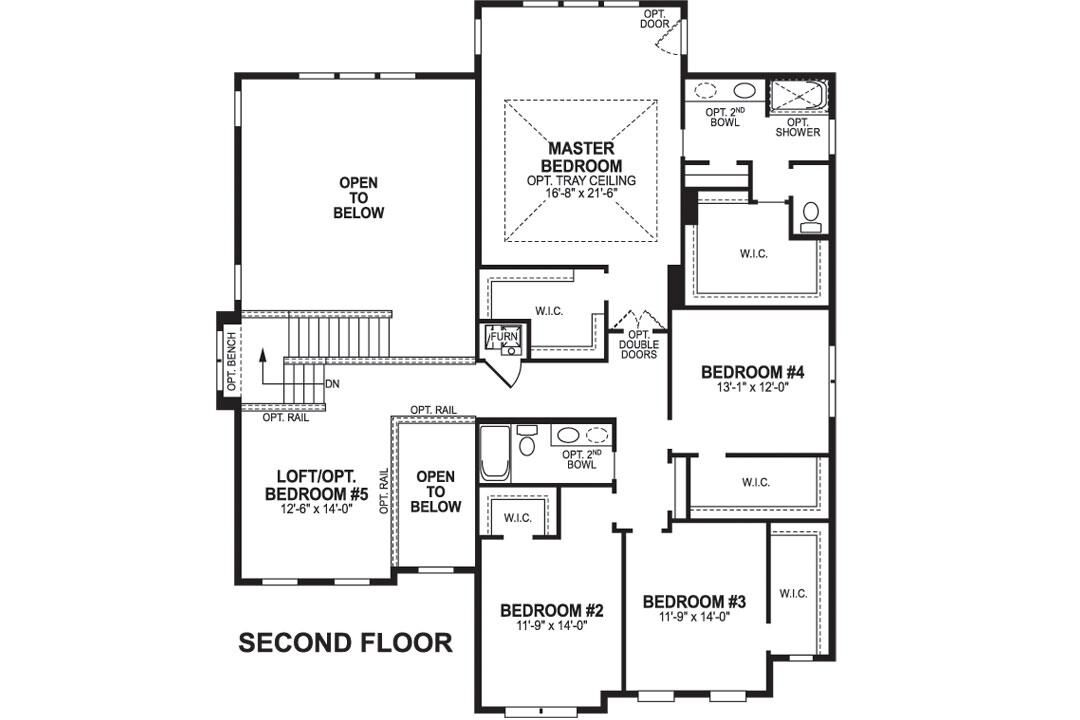 Monroe Second Floor