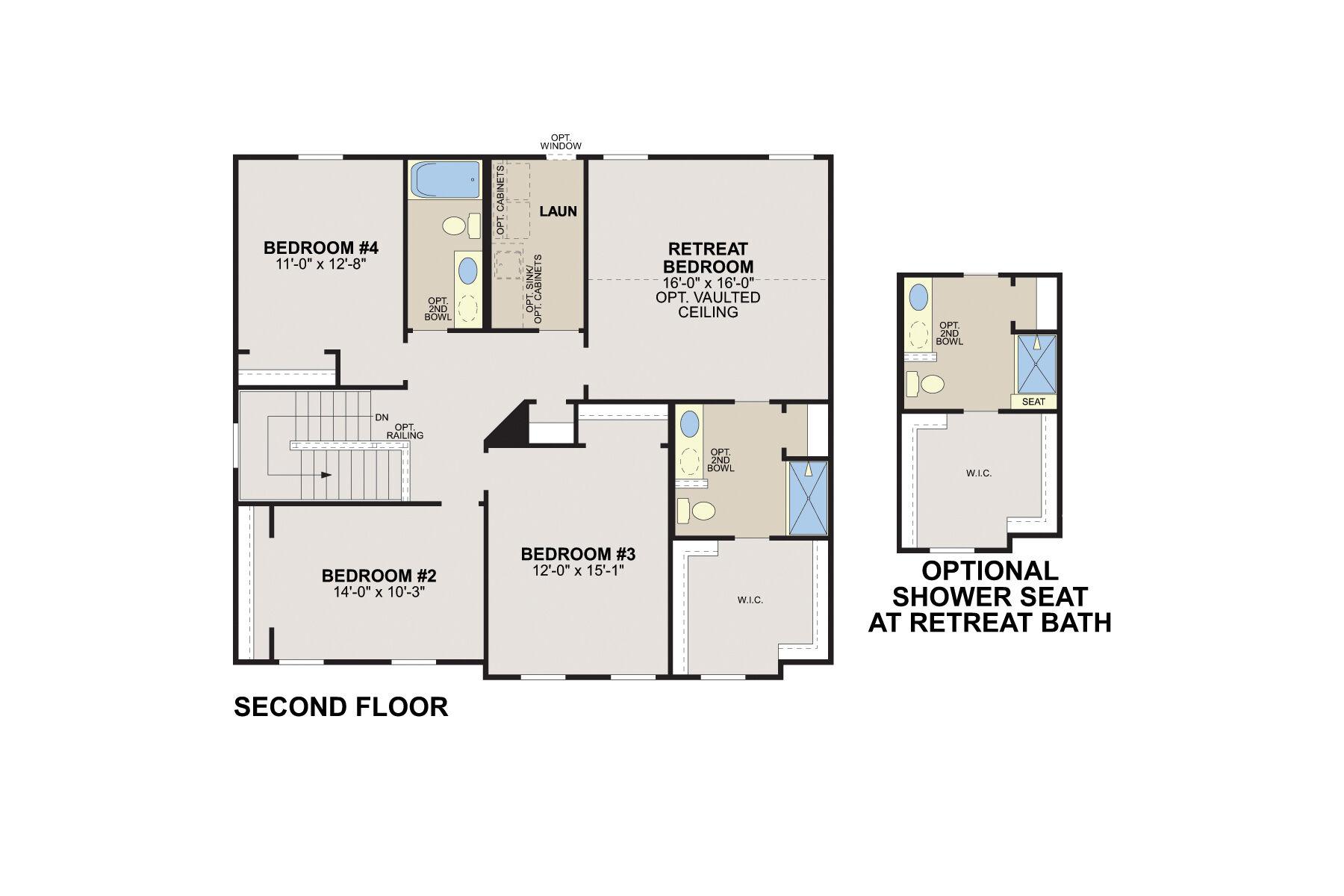 Salinger Second Floor