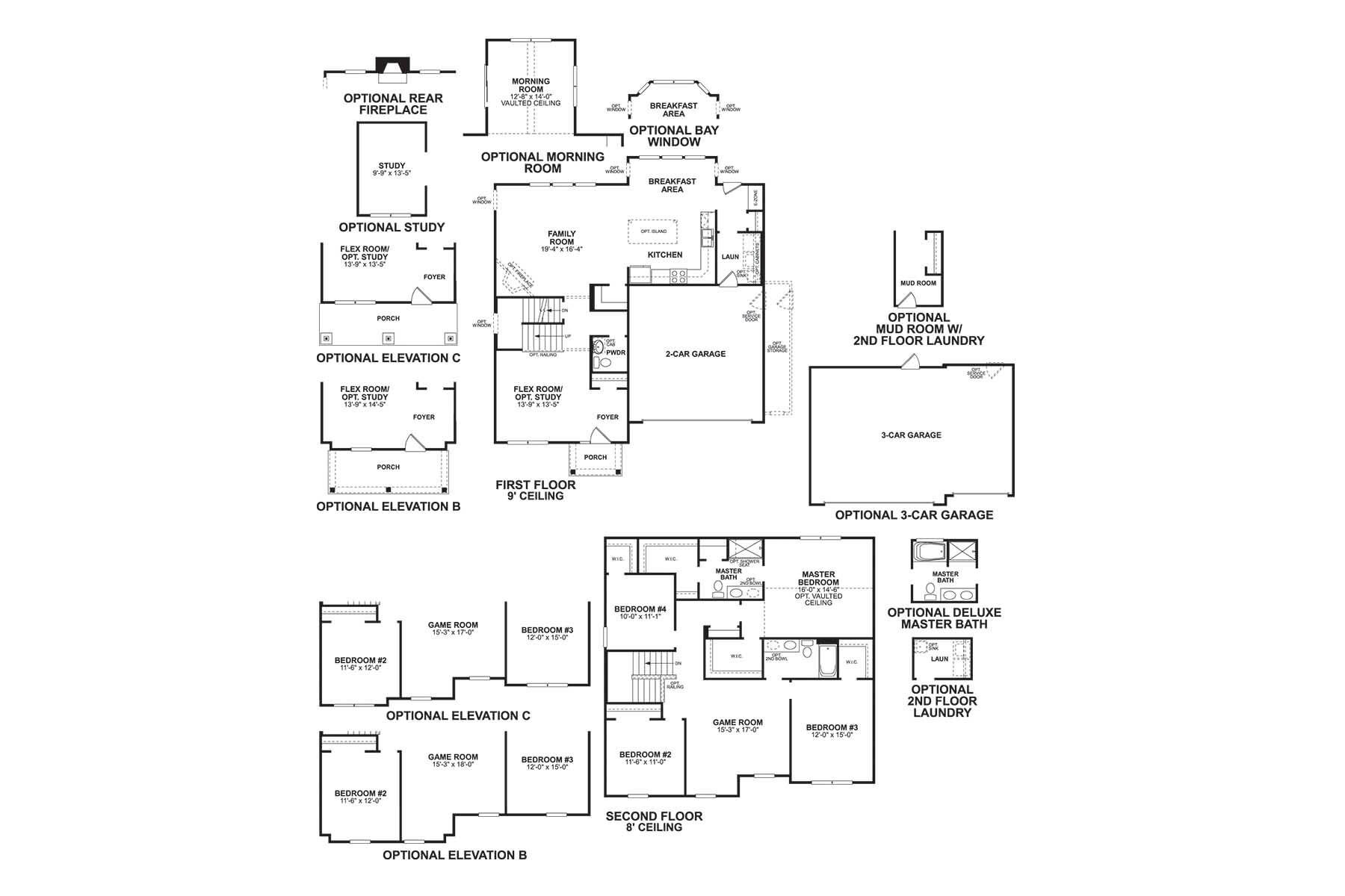 Granville Floorplan