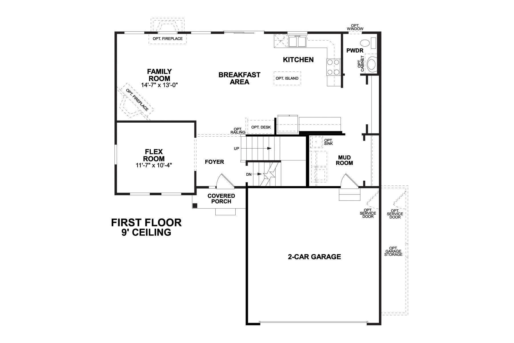 Canton First Floor