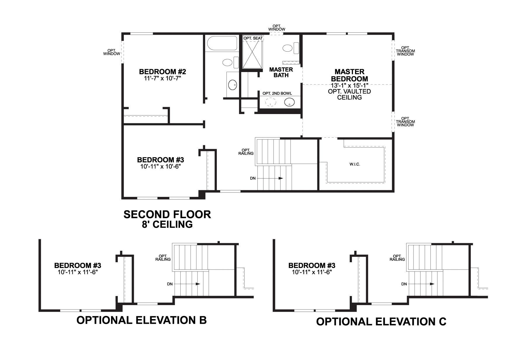 Canton Second Floor