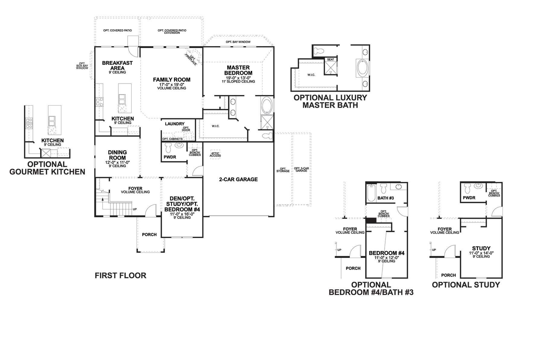 Zacate First Floor