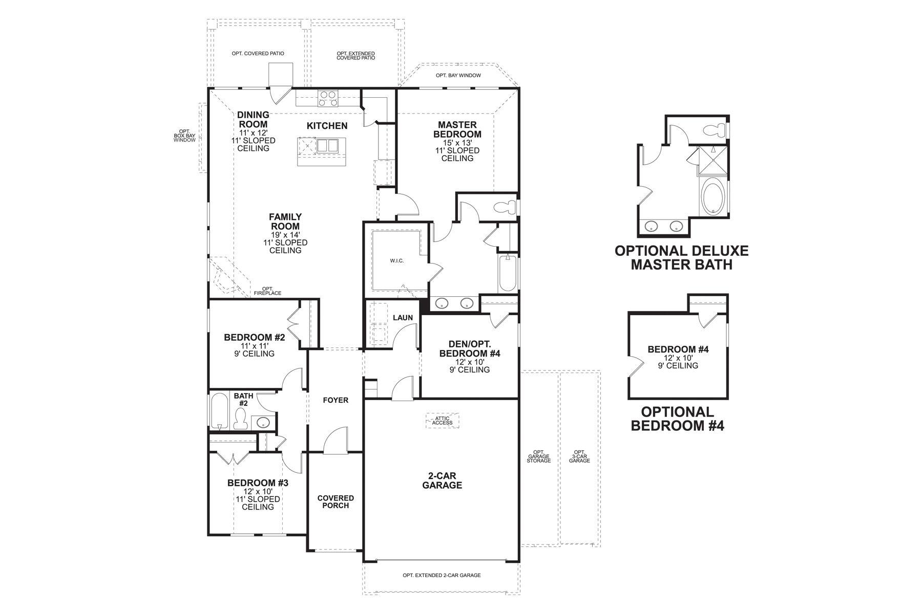 4111 Sanders First Floor