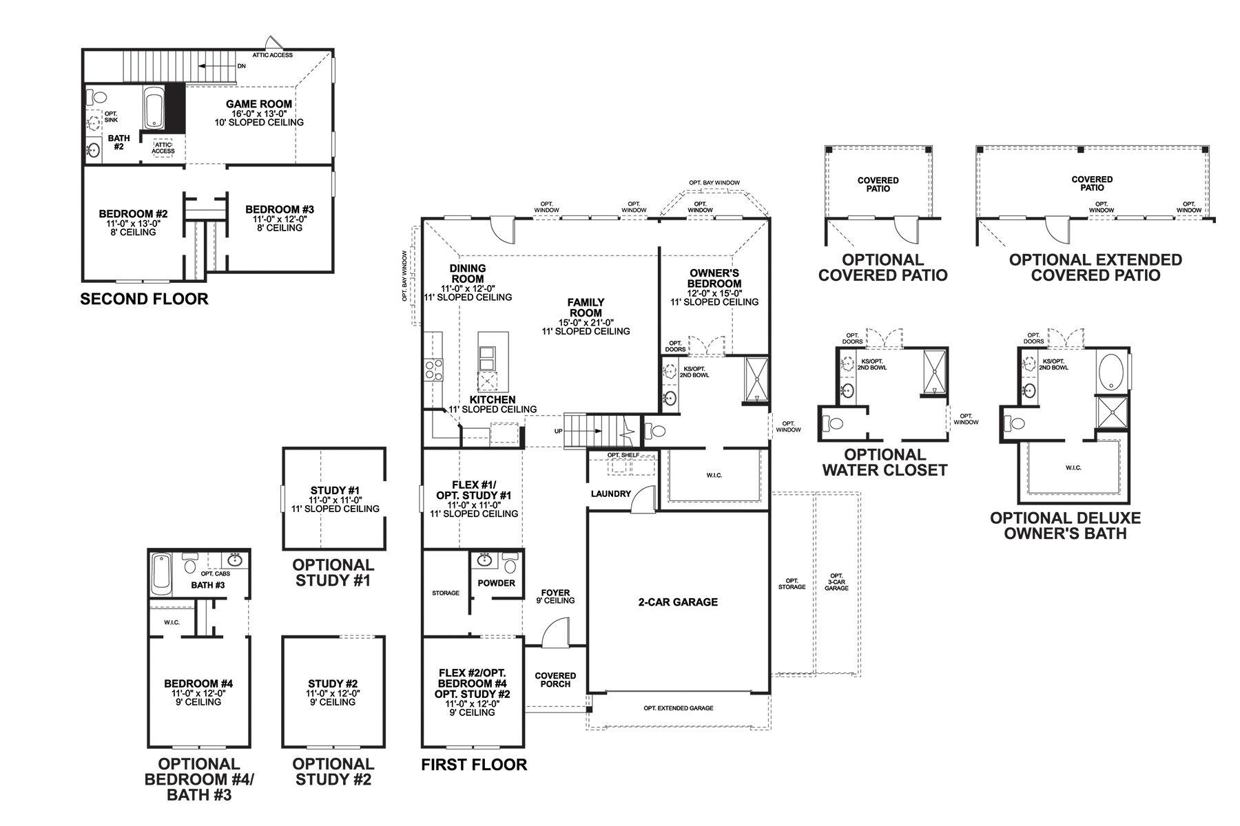 Barbosa Floorplan